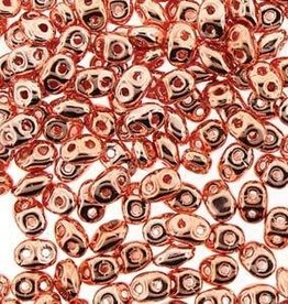 10 GM SuperDuo 2x5mm : Copper Plate (APX 140 PCS)