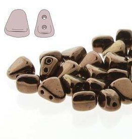 10 GM 6x5mm Nib-Bit : Dark Bronze (APX 45 PCS)