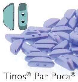 10 GM 4x10mm Tinos Par Puca : Pastel Light Sapphire (APX 50 PCS)