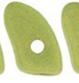 10 GM 3x6mm Prong : Pacifica Avocado (APX 110 PCS)