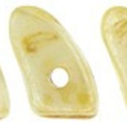 10 GM 3x6mm Prong : Opaque Luster Picasso (APX 110 PCS)