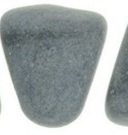 10 GM 6x5mm Nib-Bit : Matte Hematite (APX 45 PCS)