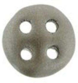 10 GM 6mm QuadraLentil : Matte Metallic Leather (APX 90 PCS)