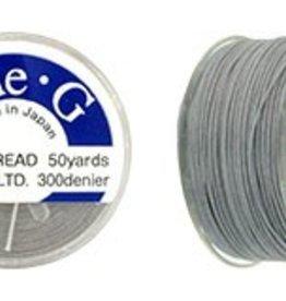50 YD One-G Thread : Light Grey