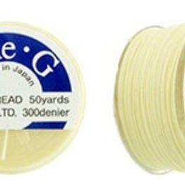 50 YD One-G Thread : Cream