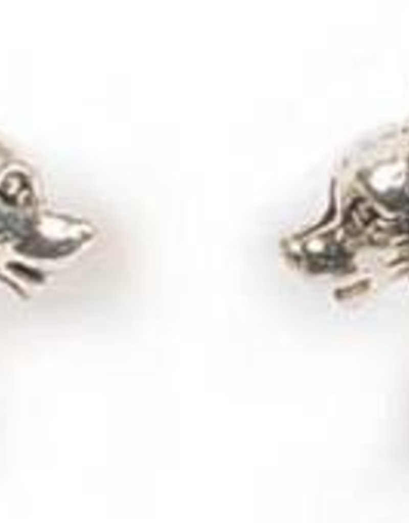 1 PC ASP 13x14mm Puppy Dog Charm