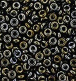 7 GM Toho Demi Round 11/0 : Metallic Iris Brown (APX 1300 PCS)