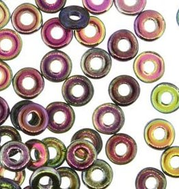 10 GM 3.8x1mm O Bead : Magic Purple (APX 350 PCS)