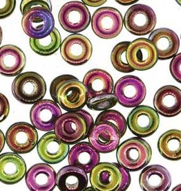 10 GM 3.8x1mm O Bead : Magic Orchid (APX 350 PCS)