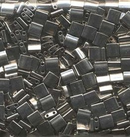 10 GM 5mm Tila Bead : Nickle Plated (APX 110 PCS)