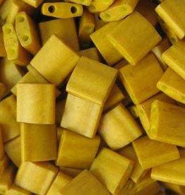 10 GM 5mm Tila Bead : Mustard (APX 110 PCS)