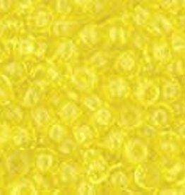 9 GM Toho Round 11/0 : Transparent Lemon