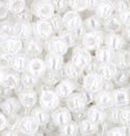 9 GM Toho Round 11/0 : Ceylon Snowflake