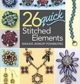 26 Quick Stitched Elements