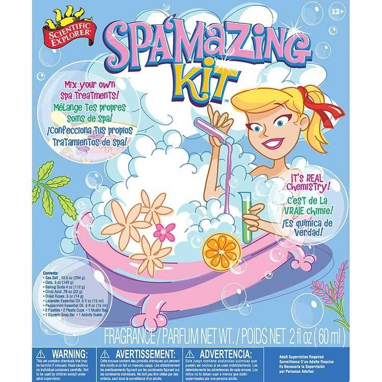 Spa'Mazing Kit