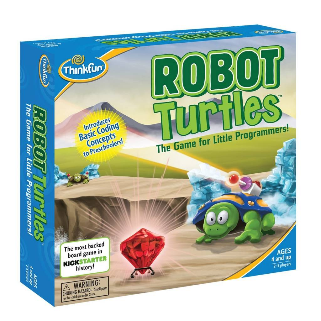 Robot Turtles