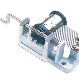 Mini Hand-Crank Music Box