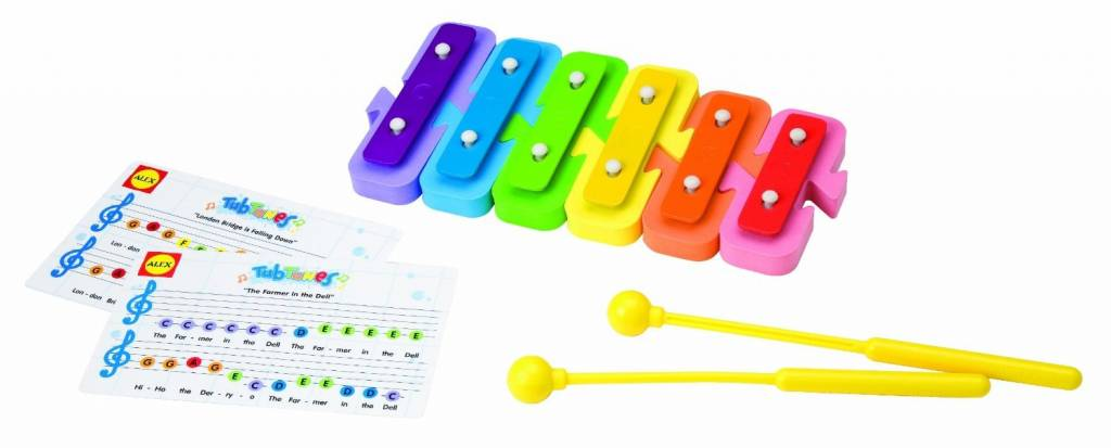 Tub Tunes Water Xylophone