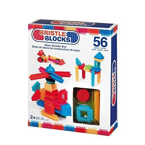 Bristle Blocks - 56 Piece