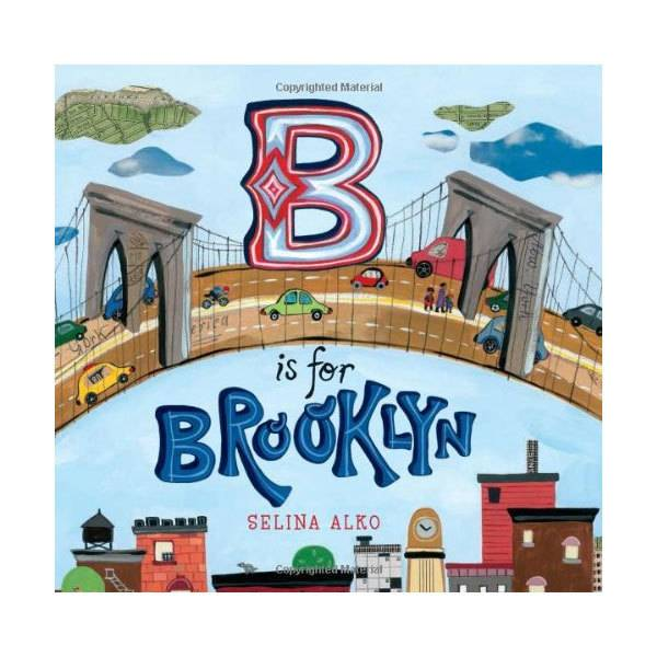 B is for Brooklyn Book