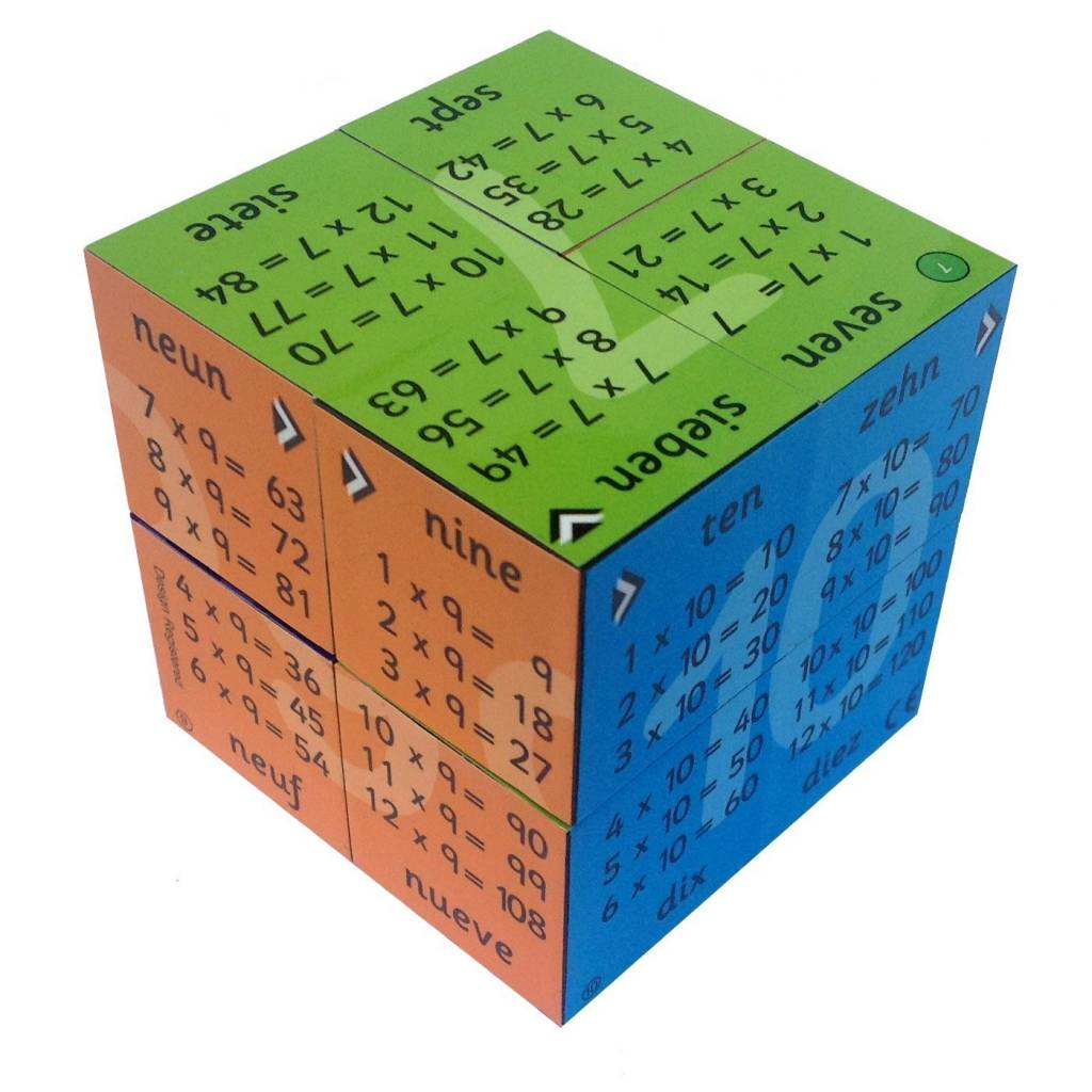Cube Books