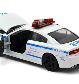 Daron NYPD Pull-back Police Cars