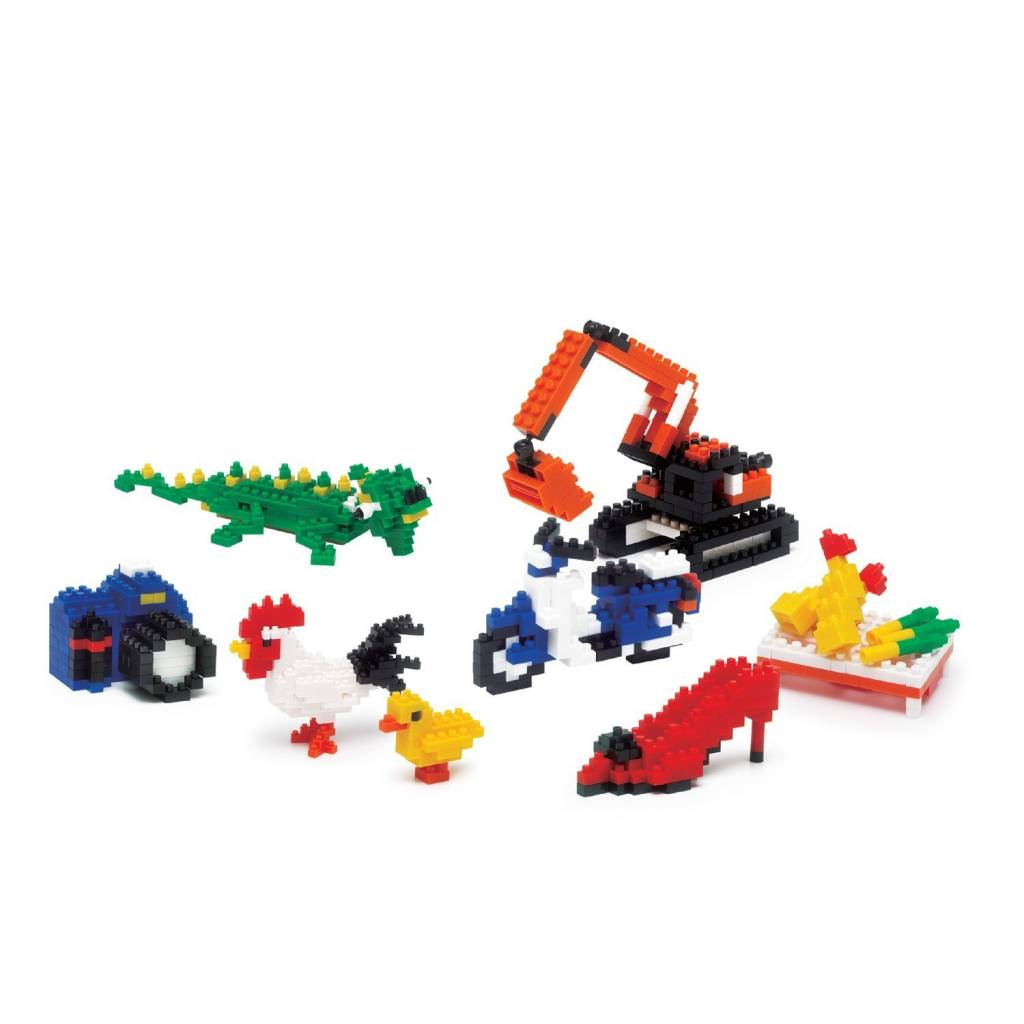Nanoblock Standard Color Set