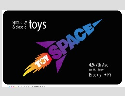 Toy Space Gift Card