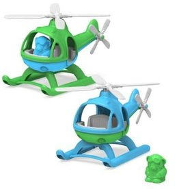 Green Toys Helicopter - Assorted