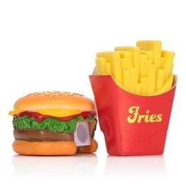 Burger Sharpener & Fries Eraser