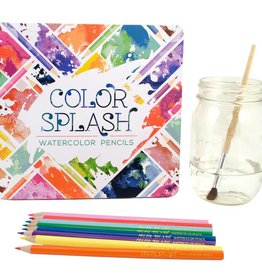 Color Splash Watercolor Pencils - Set of 24