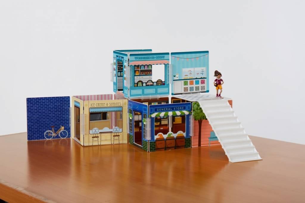 Wonderhood Corner Shops