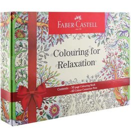 Faber-Castell Colouring for Relaxation