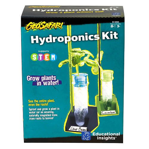 GeoSafari Hydroponics Kit