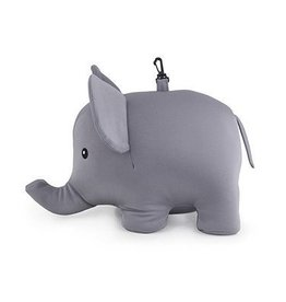 Zip Flip Elephant Pillow