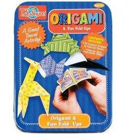 Origami Fun Fold ups