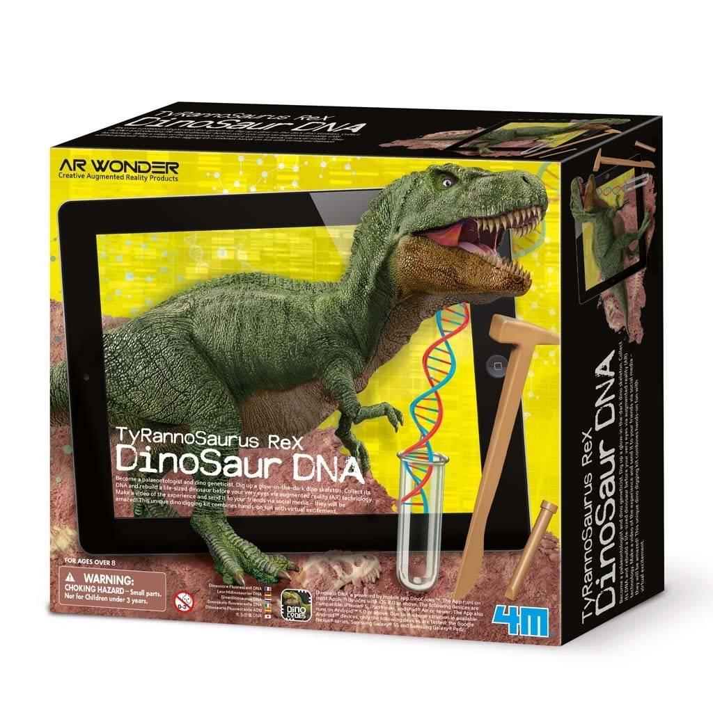T-Rex Dinosaur DNA