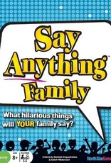 Say Anything: Family