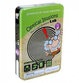Optical Illusions The Crazy Scientist Lab
