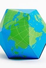 Dymaxion Folding Globe