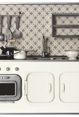 Retro Kitchen - White