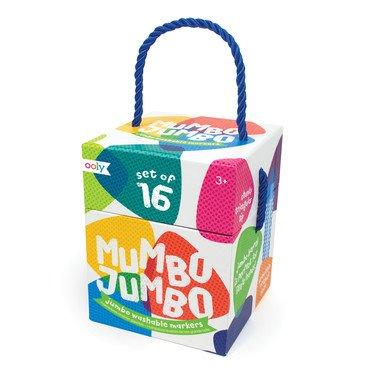 Mumbo Jumbo washable markers - 16ct