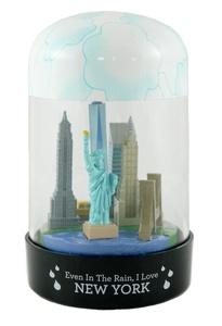 Rain Globe - NYC