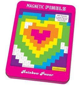 Magnetic Pixels - Rainbow Power