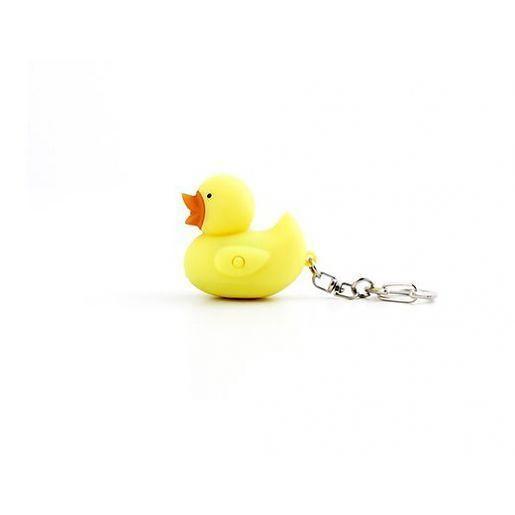 Duck LED Keychain