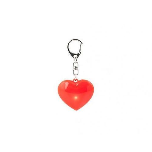 Heart LED Keychain