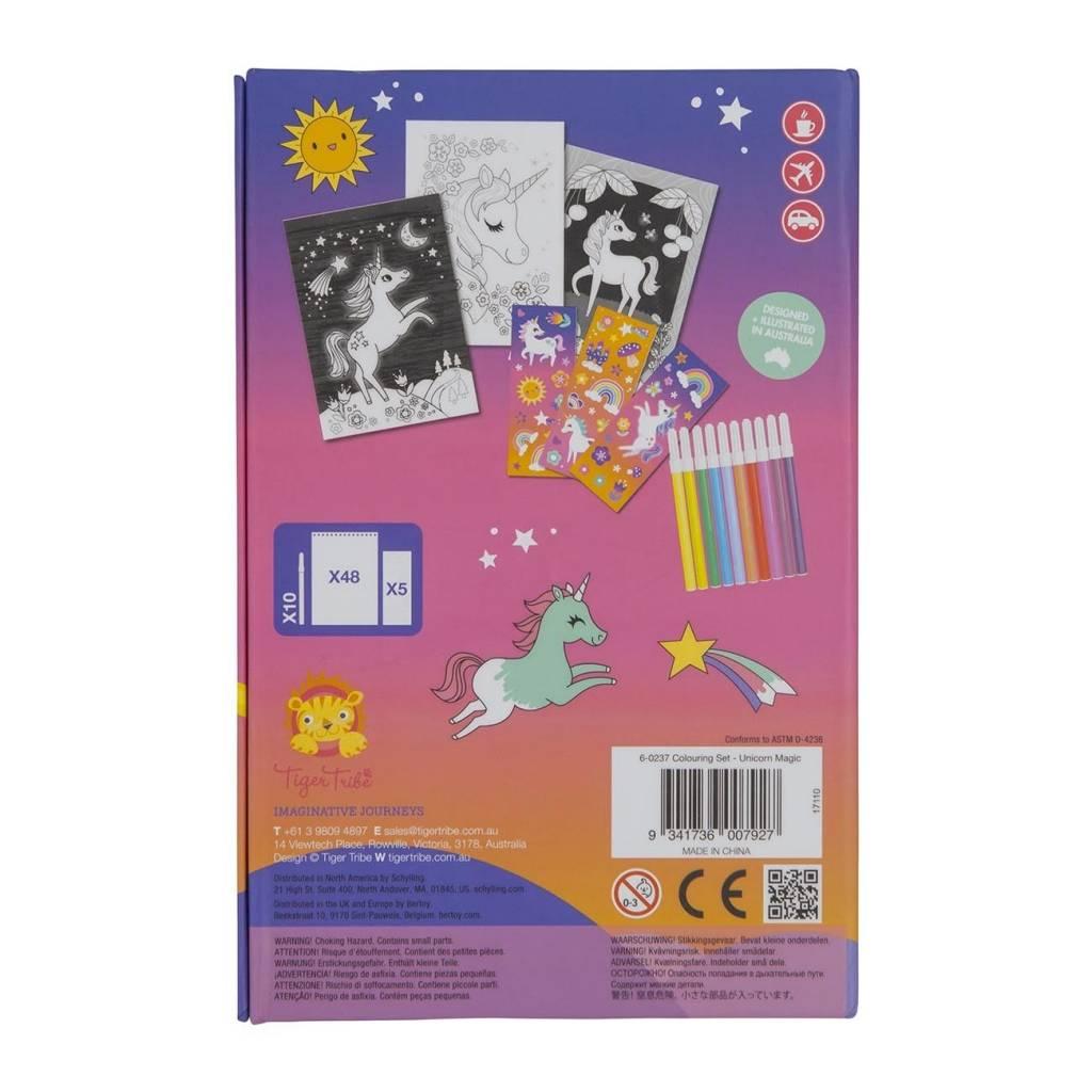 Unicorn Magic Coloring Set