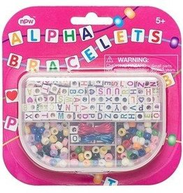 Alpha-Bracelets