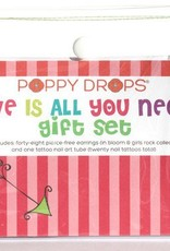 Poppy Drops Love is All You Need Gift Set - final Sale