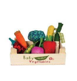 Vegetable Rattles